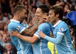 City Kalahkan Everton