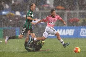 Juventus Kalah dari Sassuolo