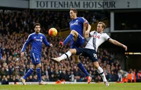 Spurs Main Imbang dengan Chelsea
