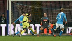 Inter Depak Napoli