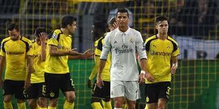 Dortmund Main Imbang Lawan Madrid
