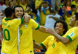 Brasil Hajar Argentina 3-0