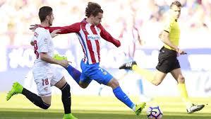 Atletico Tundukkan Sevilla 3-1