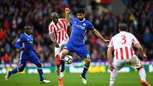 Chelsea Tundukkan Stoke 2-1