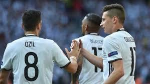 Gomez, Oezil dan Draxler Absen