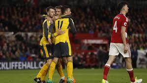 Arsenal Menang Tipis