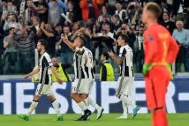 Juventus Kalahkan Barcelona 3-0