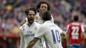 Madrid Atasi Sporting 3-2