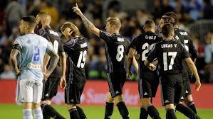 Madrid Libas Celta 4-1