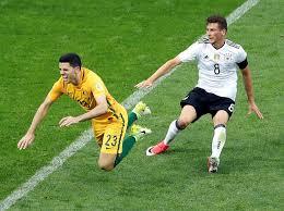 Jerman Atasi Australia 3-2