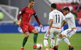 Portugal Ditahan Meksiko 2-2