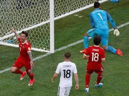 Rusia Atasi Selandia Baru 2-0
