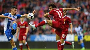 Liverpool Ditahan Wigan