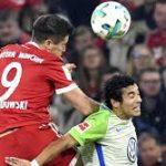 Bayern Diimbangi Wolfsburg