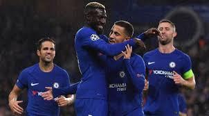 Chelsea Menang Telak