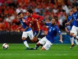 Spanyol Atasi Italia 3-0