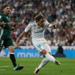 Madrid Kalah Dari Betis 0-1