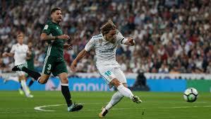 Madrid Ditekuk Betis 0-1