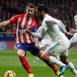 Atletico vs Madrid Berakhir 0-0