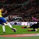 Inggris Tanpa Gol Lawan Brasil
