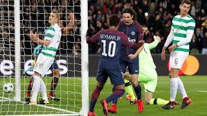 PSG Hajar Celtic 7-1