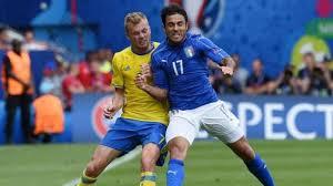 Swedia Atasi Italia 1-0