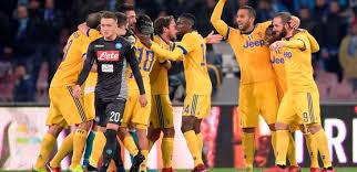 Juventus Kalahkan Napoli 1-0