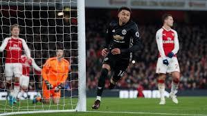 MU Tundukkan Arsenal 3-1