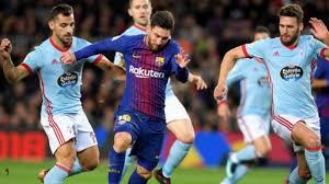 Barcelona Libas Celta 5-0