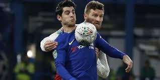 Chelsea Main Imbang Dengan Arsenal