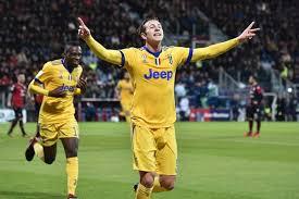 Juventus Kalahkan Cagliari 1-0