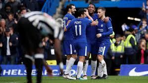 Chelsea Singkirkan Newcastle