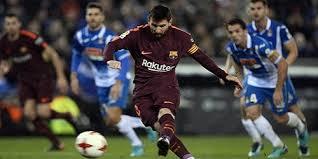 Barcelona Diimbangi Espanyol