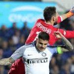 Atalanta vs Inter Berakhir Imbang
