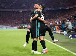 Madrid Atasi Bayern 2-1
