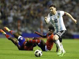 Argentina Hajar Haiti 4-0