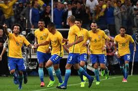 Brasil Kalahkan Austria 3-0