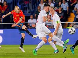 Spanyol Main Imbang dengan Swiss