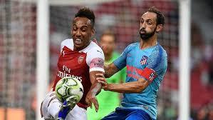 Atletico Menang Atas Arsenal