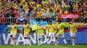 Kolombia Tak Takut
