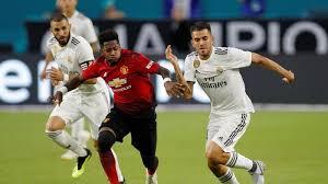 MU Tundukkan Madrid 2-1