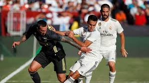 Madrid Atasi Juventus 3-1
