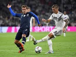 Jerman 0-0 Prancis