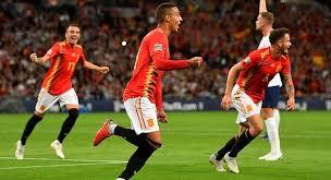 Spanyol Tundukkan Inggris 2-1