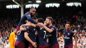 Arsenal Kembali Menang