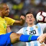 Brasil Kalahkan Argentina 1-0