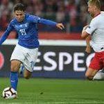 Italia Menang Tipis Atas Polandia