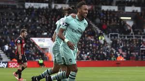 Arsenal Kalahkan Bournemouth 2-1