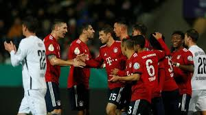 Bayern Lolos