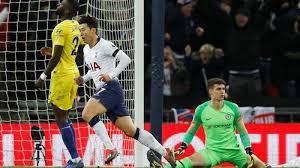 Spurs Atasi Chelsea 3-1